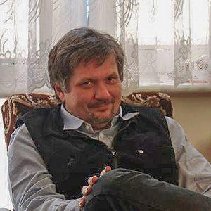 Voorganger Jarek Kubacki